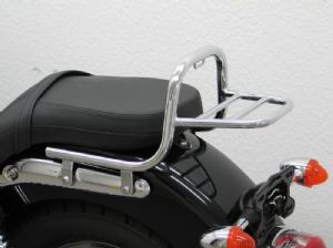 TRIUMPH AMERICA Luggage Carrier (Chrome)